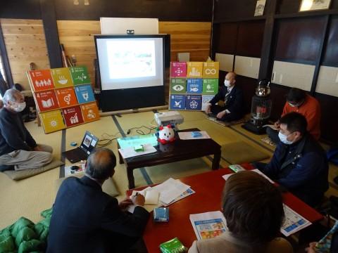 SDGsを自分ごととするためのワークショップを開催