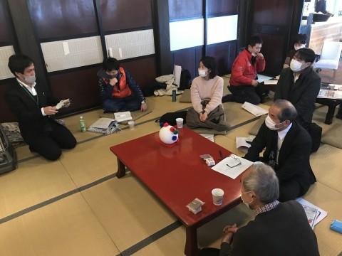 SDGsカフェ・これからの学びに関するワークショップを開催